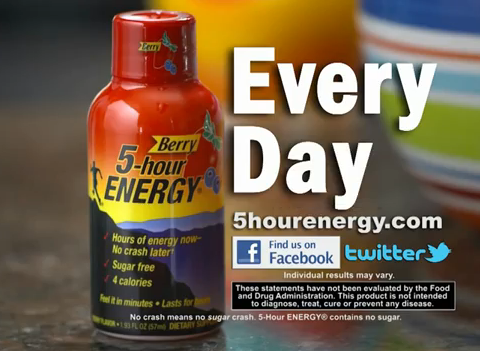 Taking A Shot At 5 Hour Energy Webster Journalwebster