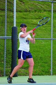 Different paths land senior and freshman in Women's Tennis finals