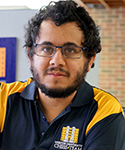 Chess Grandmaster and Webster University SPICE team member came to Webster in 2011 from Brazil.