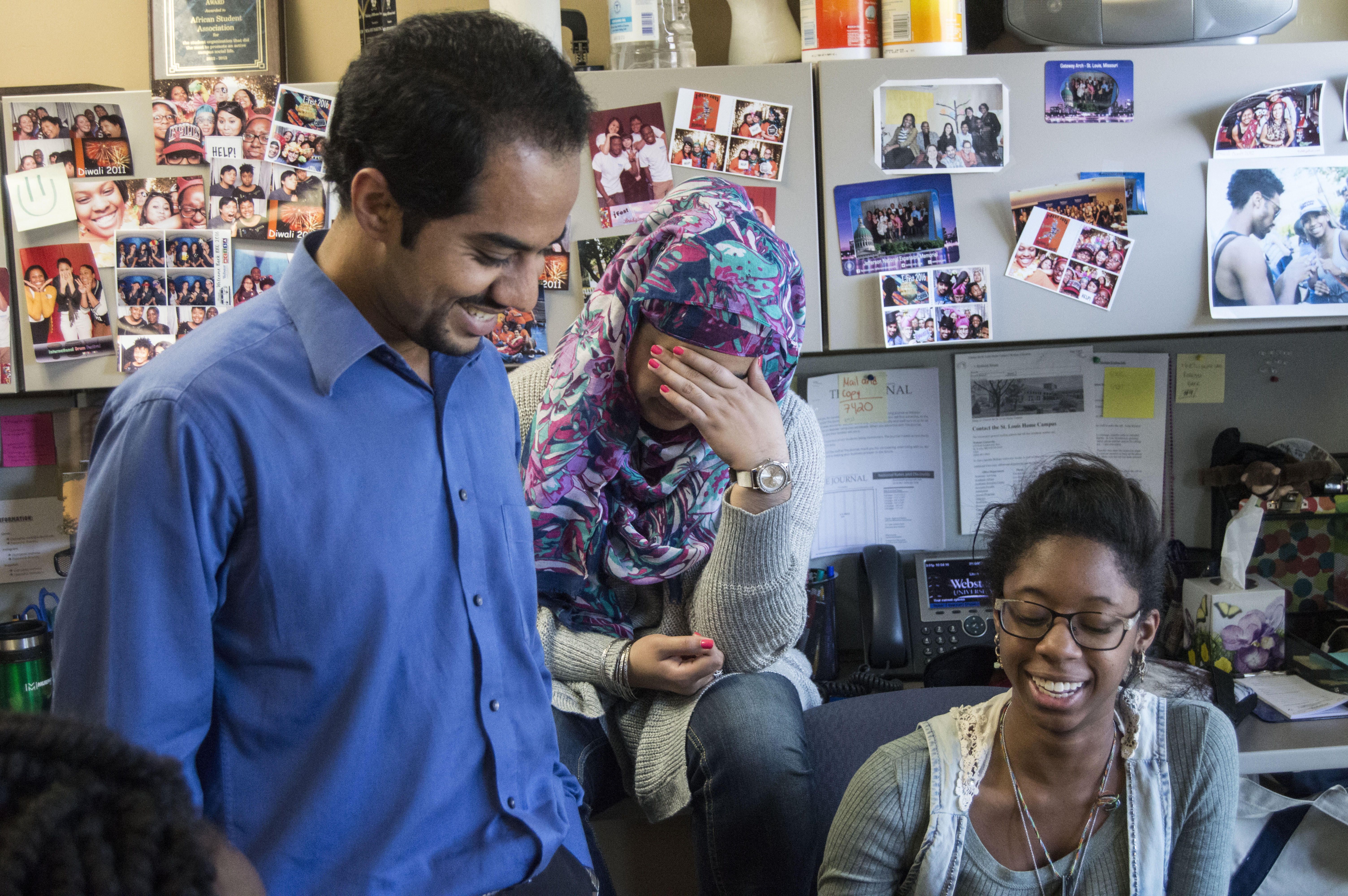 webster muslim As part of the follow-up to the young review, the barrow cadbury trust commissioned maslaha to undertake a scoping exercise to ascertain how criminal justice professionals can be more effective in responding to offending by young muslim men who come into contact with the criminal justice system.